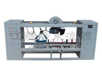 HRX-260型乙炔钢瓶除锈机图片|HRX-260型乙