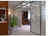 供应办公装修最便捷的玻璃隔断