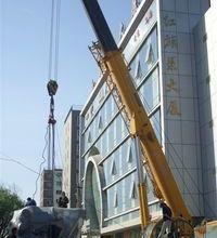 供应北京人工搬运高空吊装,搬运高空设备图片