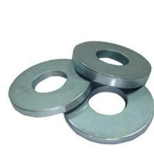 供应圆形带孔钕铁硼强力磁铁磁钢磁石 图片