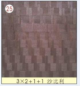 供应天然木皮编织板12