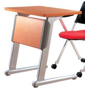 供应铝合金脚板折叠桌、多功能折叠台架、折叠会议桌架