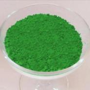 耐溶性涂料专用钴绿图片