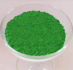 塑胶涂料专用钴绿图片