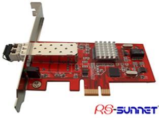 供应光纤网卡千兆PCI-E