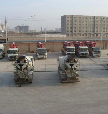 混凝土泵车图片/混凝土泵车样板图 (2)