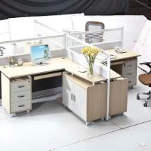 办 办公卡位办公屏风桌员工办公桌二人位屏办公桌三人位办公卡位四人组合屏风桌批发