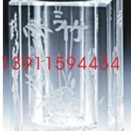 北京琉璃激光刻字图片