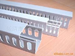 供应PVC线槽塑料线槽橡胶线槽