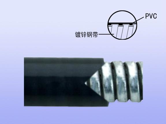 供应价格最便宜的包塑金属软管