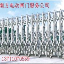 供应广州海珠区订做维修不锈钢电动门,找南方门业