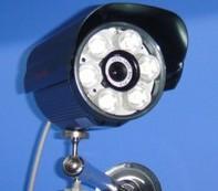 供应武汉高清监控摄像头百万像素摄像机高清探头销售安装