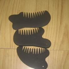 供应厂家批发托玛琳砭石养生梳磁疗梳子桃木梳牛角梳