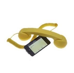 潮流前线防辐射复古手机大话筒图片