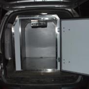 汽车冷藏箱租赁图片