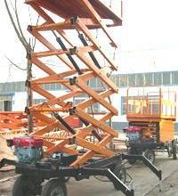 供应浙江小型液压升降机杭州小型升降台批发