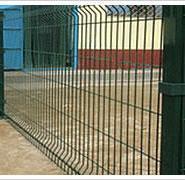 安平海利丝网制品有限公司夹丝护栏图片