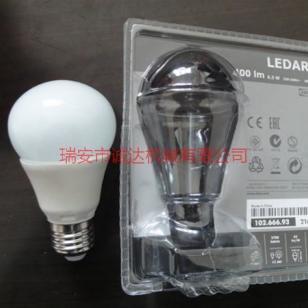 灯泡硬泡壳双面包装机生产厂家图片