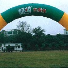 供应安徽亳州广告彩虹门