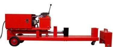 供应液压劈柴机图片