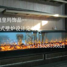 供应欧壁火壁炉壁炉装饰工程经典案例
