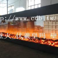 供应8米长壁炉电壁炉真火壁炉欧式壁炉