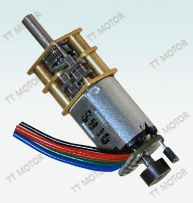 N20减速电机图片/N20减速电机样板图 (3)