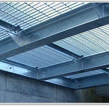 耐腐蚀排水钢格栅板 防滑水沟盖板镀锌异形格栅板批发图片