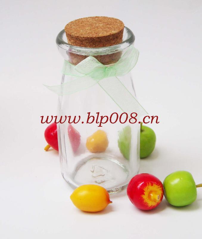 广州装饰奶瓶工艺玻璃瓶销售