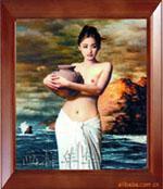 艺术瓷板画潮州花纸厂图片