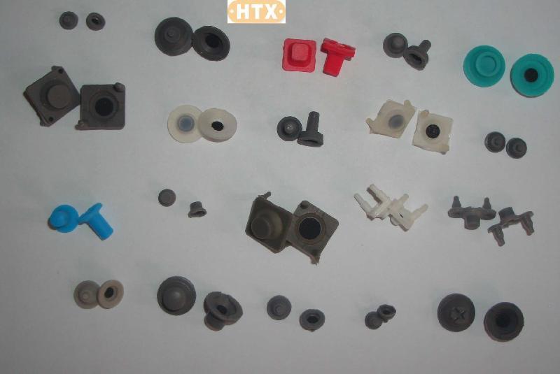 供应各类硅胶导电按键