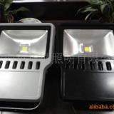 供应LED泛光灯外壳150W(可配光源,电源)