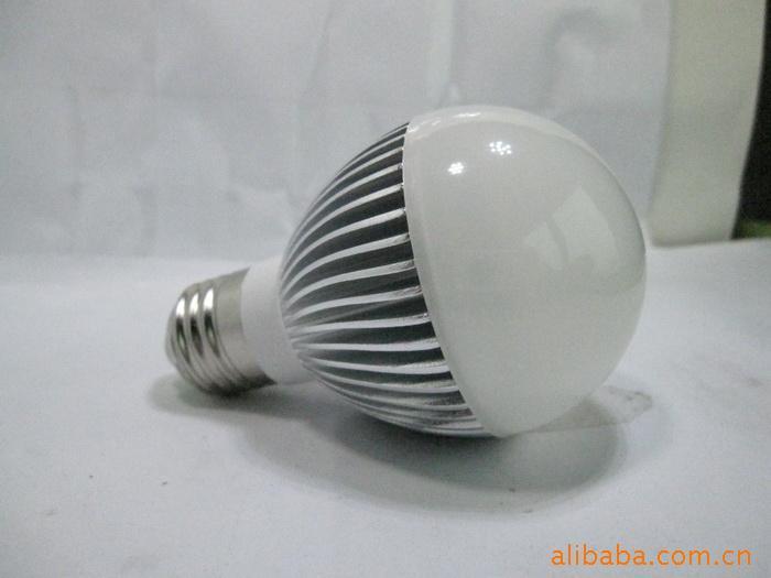 供应LED球泡灯9W