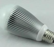 供应华纳照明LED球泡灯9W