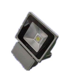 工地照明灯具LED投光灯60W白光图片