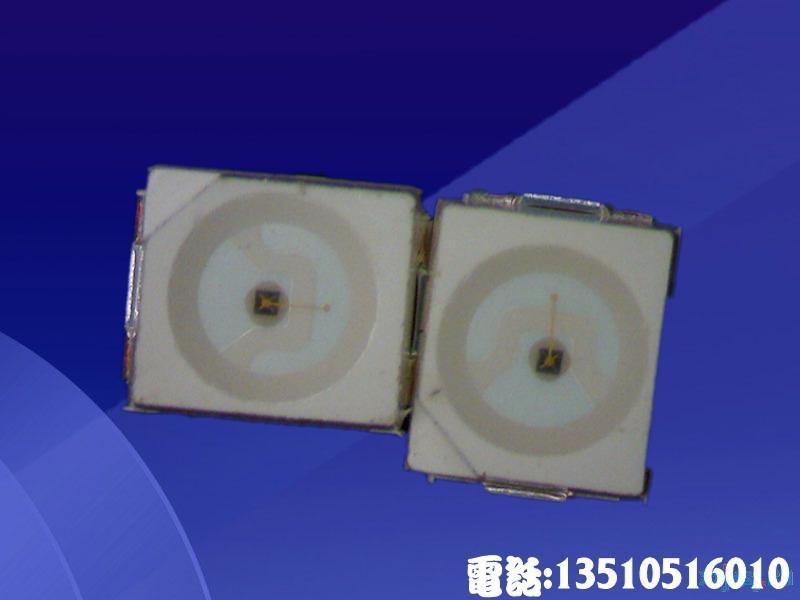 供应贴片3528黄光深圳电子厂热销LED灯珠3528灯珠