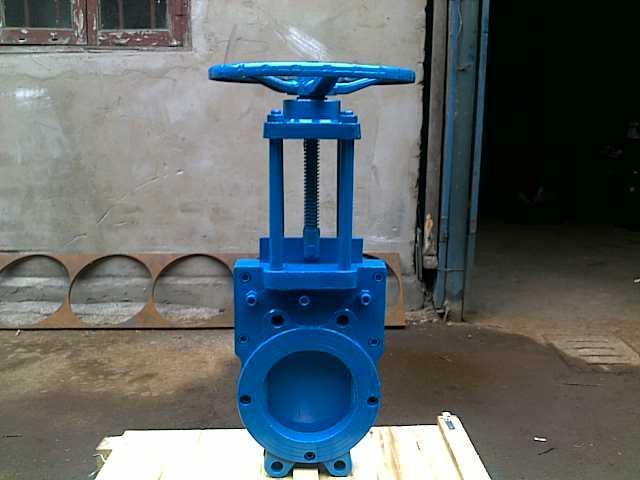 供应手动浆液闸阀,手动浆液刀型闸阀,料浆阀图片