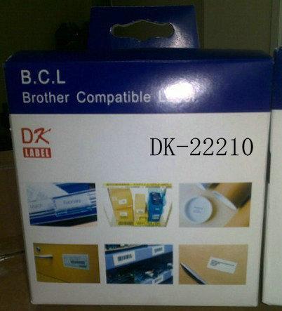 供应DK标签纸价格/ DK色带生产商