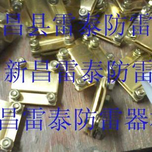 铜包钢接地棒铜线夹多少钱图片