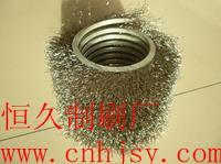 钢丝圆盘刷图片/钢丝圆盘刷样板图 (2)