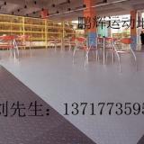 供应PVC塑胶运动地板PVC网球地板