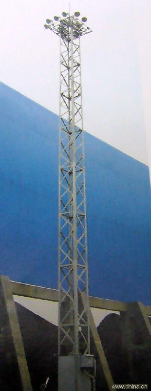 灯塔、固定式灯塔、固定式投光灯塔