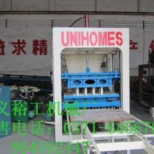 供应黑龙江空心制砖机外形尺寸GY密山市专业空心制砖机生产厂家图片