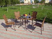 户外编藤桌椅,天津遮阳伞,户外休闲家具,北京休闲桌椅,花园桌椅