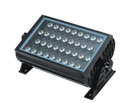 供应36w七彩大功率LED投光灯
