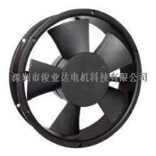 供应22060散热风扇/结构铝合金框+四条住子+双滚珠轴承图片