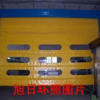 供应北京帆布堆积门