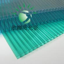 供应阳光板温室大棚吊顶材料塑料建材批发