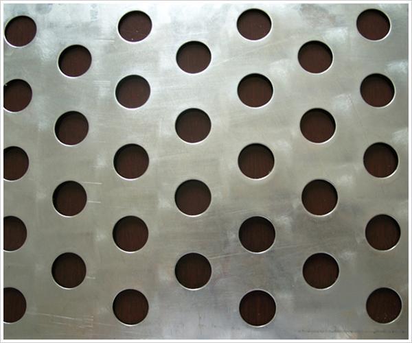 供应高品质不锈钢网孔板,不锈钢孔板网图片