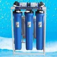 100加仑数码带架型纯水机图片